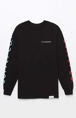 Diamond Supply Co. Futura Long Sleeve T-Shirt