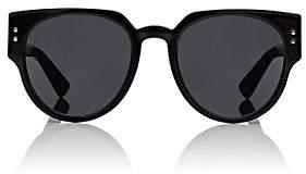 "Christian Dior Women's ""LadyDiorStuds3"" Sunglasses-Black"