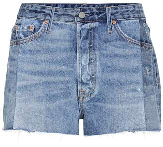 GRLFRND Cindy cut-off jean shorts