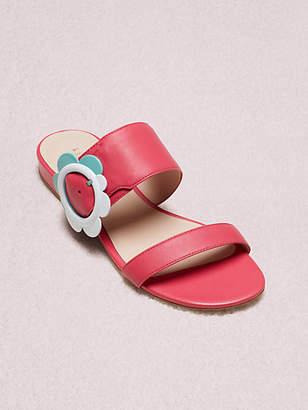 Kate Spade Fabi Sandals, Peony - Size 5.5