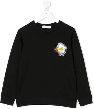 Stella McCartney eagle sweatshirt