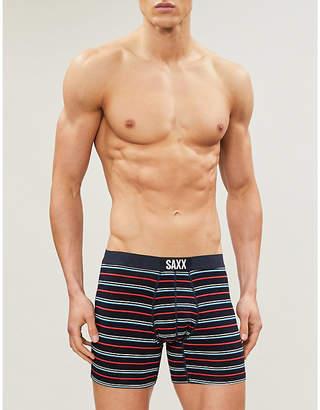 Saxx Slim-fit stretch-jersey boxer briefs