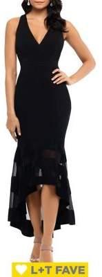 Xscape Evenings Sleeveless Midi Dress