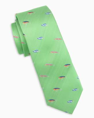 Southern Tide Greenport Lures Tie