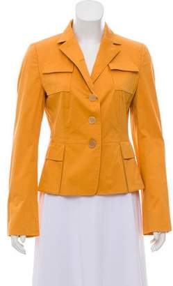 Akris Button-Up Jacket