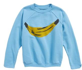 Bobo Choses Banana Organic Cotton Sweatshirt