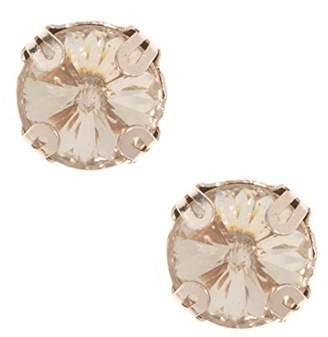 Anne Klein Women's Stone Stud Earrings
