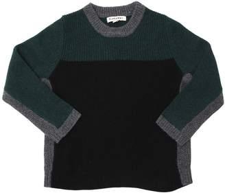Cashmere, Angora, Wool Blend Sweater