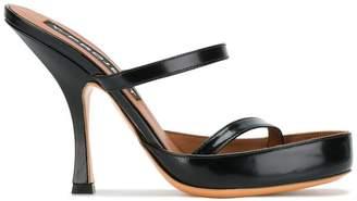 Y/Project Y / Project mid heel sandals