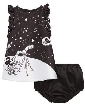 Pippa & Julie Mickey & Minnie Shirt Dress