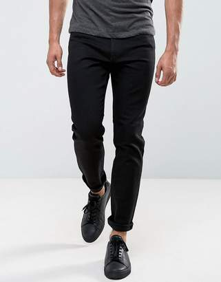Cheap Monday Audiac Regular Taper Jeans Deep Black