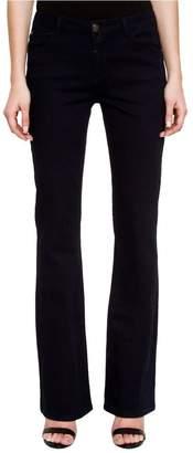 Le Château Women's Stretch Flare Leg Jean