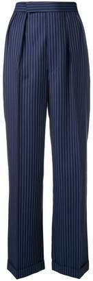 Ralph Lauren pinstripe trousers