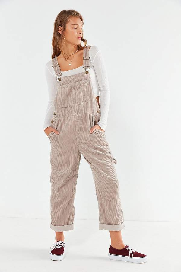 BDG Relaxed-Fit Corduroy Overall