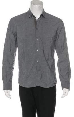 Stephan Schneider Plaid Button-Up Shirt