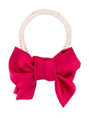 Magda Butrym Lily choker necklace