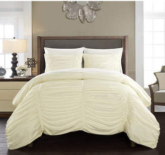 Chic Home Kaiah 7 Piece Queen Bed In a Bag Comforter Set Bedding