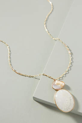 Anthropologie Rivulet Pendant Necklace