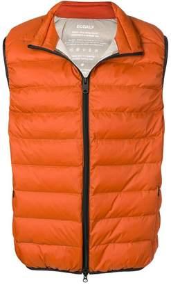 Ecoalf padded gilet jacket