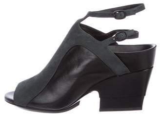 3.1 Phillip Lim Aria Leather Sandals