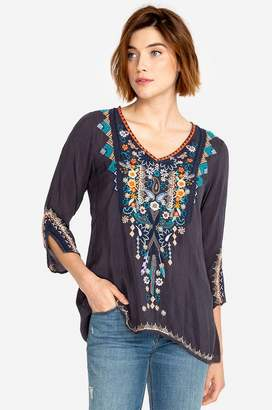 Johnny Was Maya Blouse-Plus Size