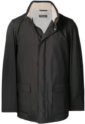 Loro Piana classic raincoat