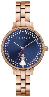 Ted Baker Fairy Ballerina Embossed Ladies Watch