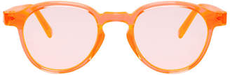 Super Orange Andy Warhol Edition The Iconic Sunglasses