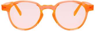 Super Orange Andy Warhol Edition The Iconic Sunglasses