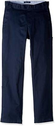 Tommy Hilfiger Adaptive Men's Seated Fit Chino Pants with Elastic Waist and Velcro Closure