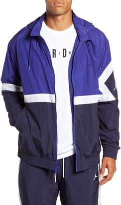 Nike JORDAN Diamond Hooded Track Jacket