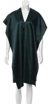 Maison Rabih Kayrouz Layered Satin Dress