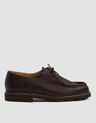 Paraboot Michael Lisse Shoe in Cafe