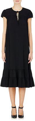 Co Women's Ruffle Swing Dress $695 thestylecure.com