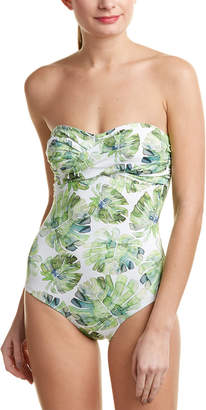 Shoshanna Bandeau One-Piece