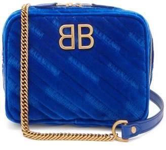 Balenciaga Bb Reporter Xs - Womens - Blue
