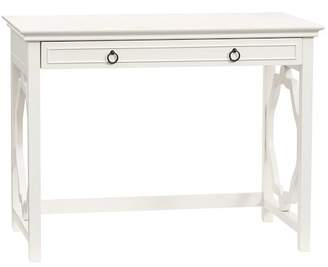 Pottery Barn Teen Elsie Classic Vanity Desk, Simply White