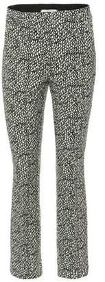 Schumacher Dorothee Printed cotton-blend pants