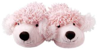 Fuzzy Friends Aroma Home Shoes Women's Open Back Slippers ,(41 EU)