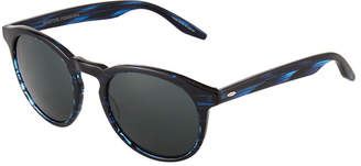 Barton Perreira Goodman Acetate Sunglasses, Midnight Tortoise