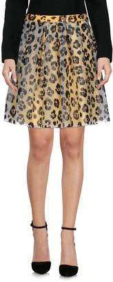 Moschino Cheap & Chic MOSCHINO CHEAP AND CHIC Knee length skirts - Item 35340285UG