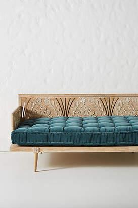 Anthropologie Velvet Daybed Cushion