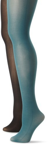 Anne Klein Women's 2 Pack Tights