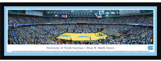 NCAA BlakewayPanoramas North Carolina, University of - Basketball by Christopher Gjevre Framed Photographic Print