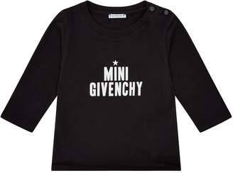 Givenchy Mini Long Sleeve T-Shirt