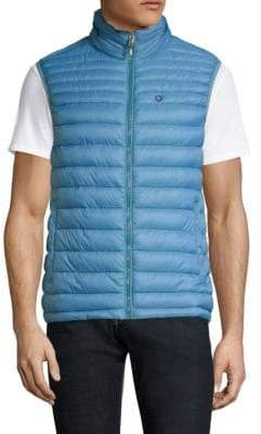 Strellson Slim-Fit Quilted Down Vest
