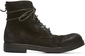 Marsèll High Top Laced-up Boots