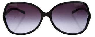 Tiffany & Co. Gradient Oversize Sunglasses