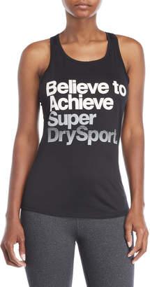Superdry Believe Racerback Tank