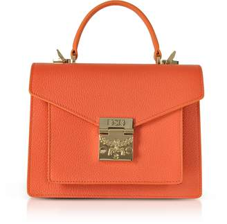 MCM Patricia Park Avenue Small Satchel Bag